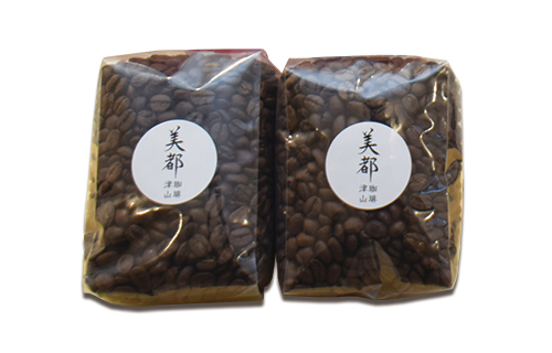 美都津山珈琲 焙煎豆